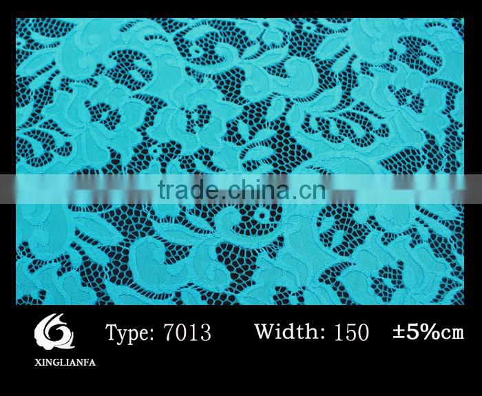 2015 Latest Nylon trimming Lace/Non-Stretched trim Lace for dresses and other decorations.