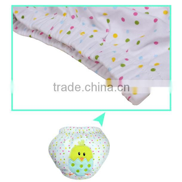 Baby Training Pants/Newborn Cloth Diaper/Reusable Nappy Cover