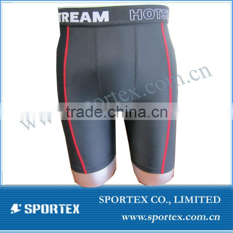 Good shape compression short for men / 2014 men's compression short / Custom compression short