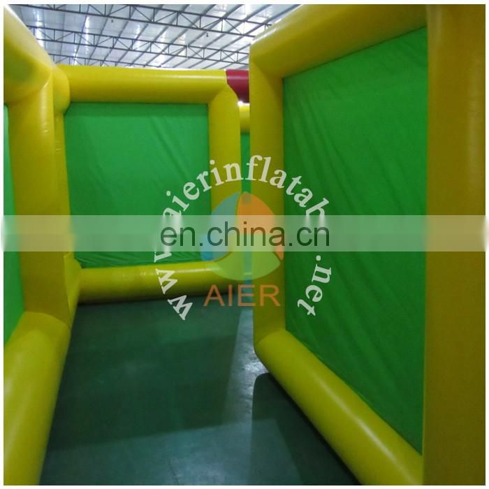 Toys for kids children's play mazes inflatable games from air china