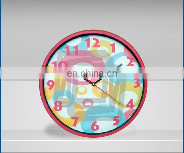 Classical modern wall clock for promotion