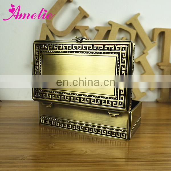 A6950ABEK New Arrival Classical Custom Logo Printed Jewelry Boxes