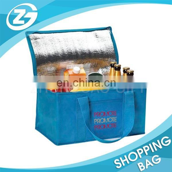Hot Sell New Design Promotional Custom Ice Bag Supplier