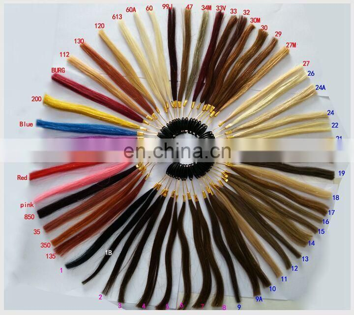 wholesale cheap alli express 30 inch micro loop ring hair extension 613 27