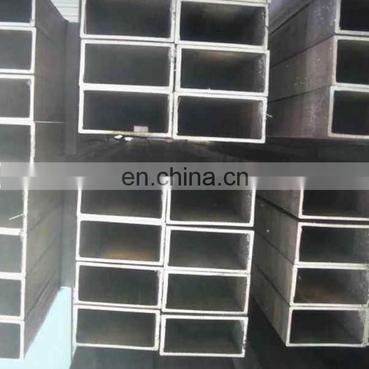 3*4 galvanized rectangular hollow section steel pipe on selling