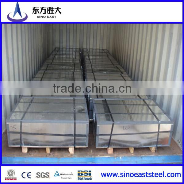 T4 2.8/2.8g/m2 elevtrolytic tinplate steel sheet with aluminum lacquer for food cans producer in China
