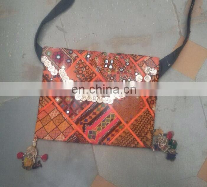 buy traditional vintage coins clutch purses from india