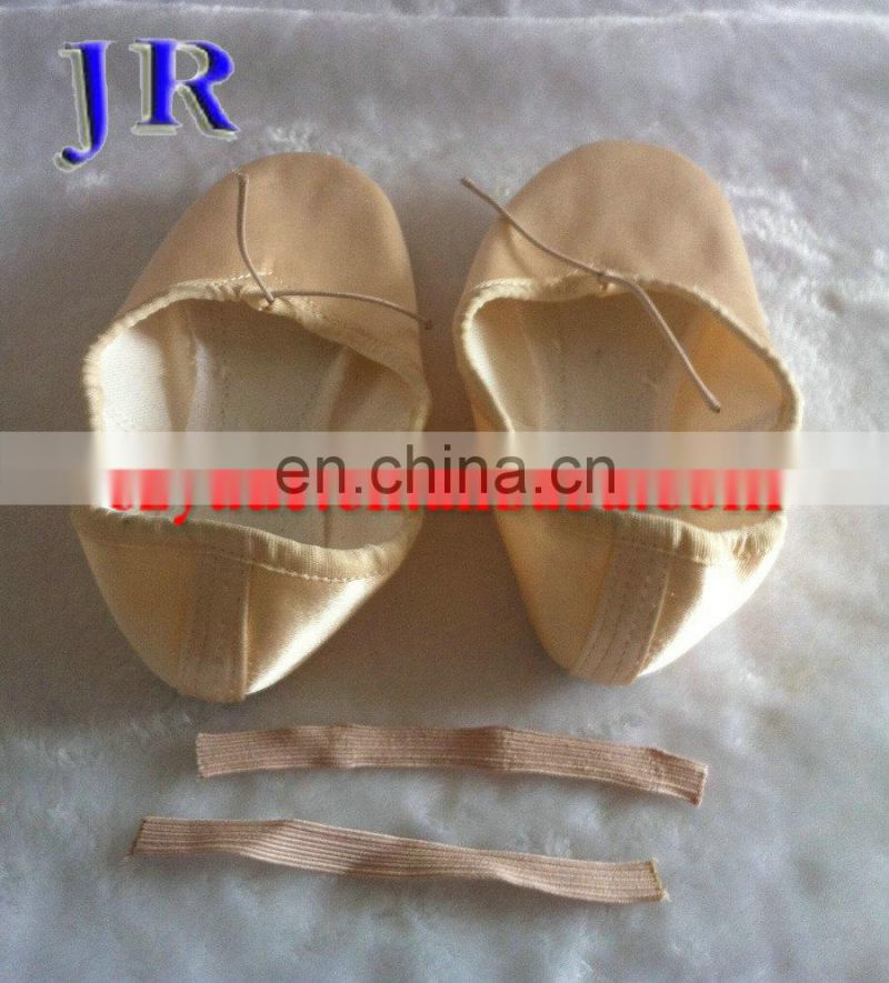 Children ballet dance shoes ballet dance shoes X-8037#
