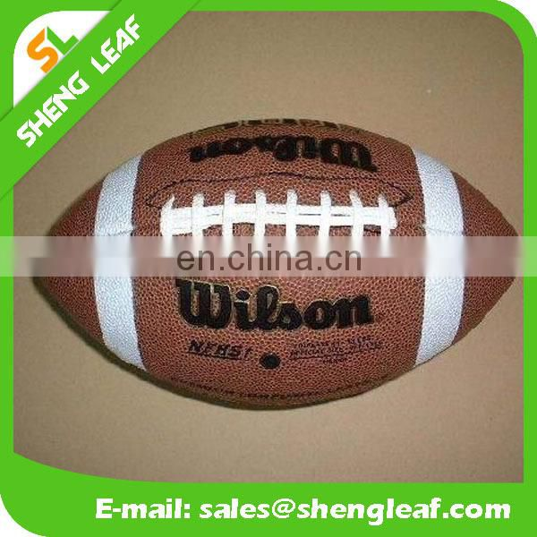 2015 popular PVC leather cheap rugby ball