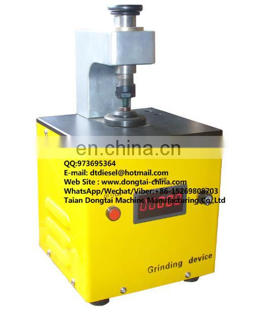Grinding tools for valve assembly