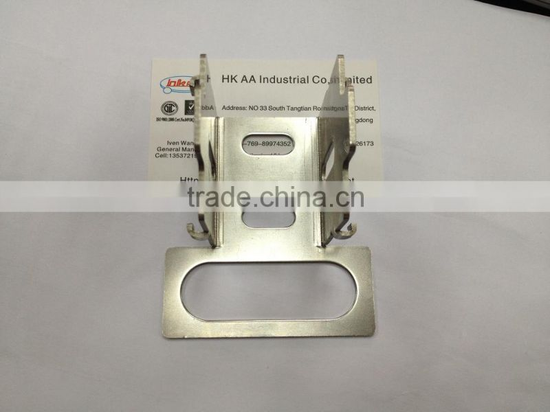 Beam Clamp, Cuff Fastener for Farm Implements,round Metal Stamping Part, Made of Galvanized Steel Worm Drive beam Clamp