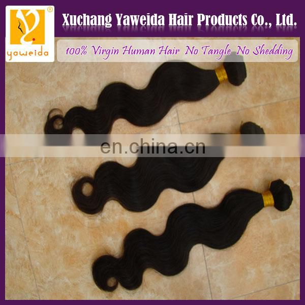 100% unprocessed passion hair cuticle top 5a human virgin remy hair extension