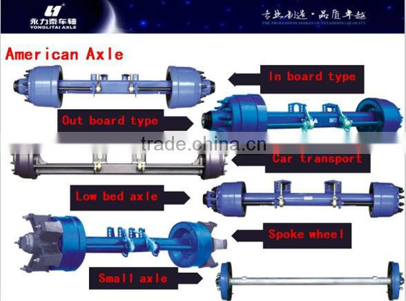 axles agricultural machine landing gear made in China