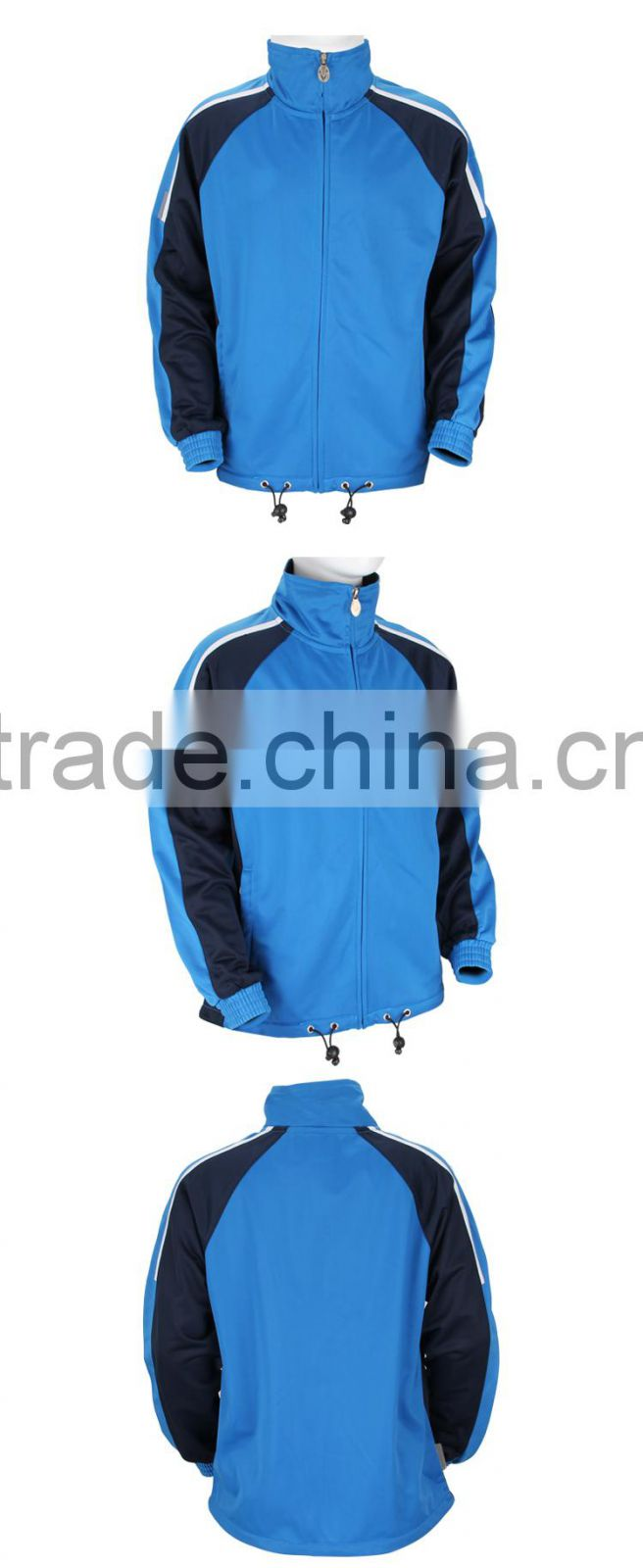 Design Your Own Kids Fitness Hoodie Jacket with Zipper