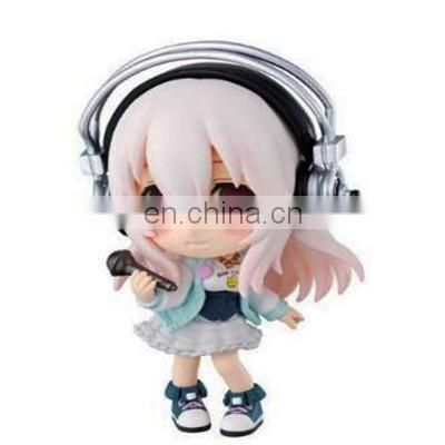 Customized High Quality Vivid Singing Girl Key Chain