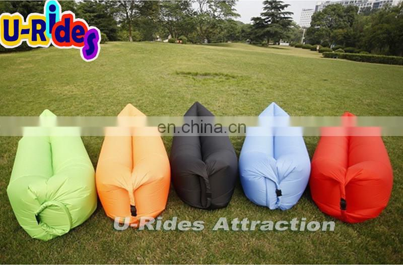 New design outdoor inflatable lazy hangout sleeping air bag, lazy bags with great price