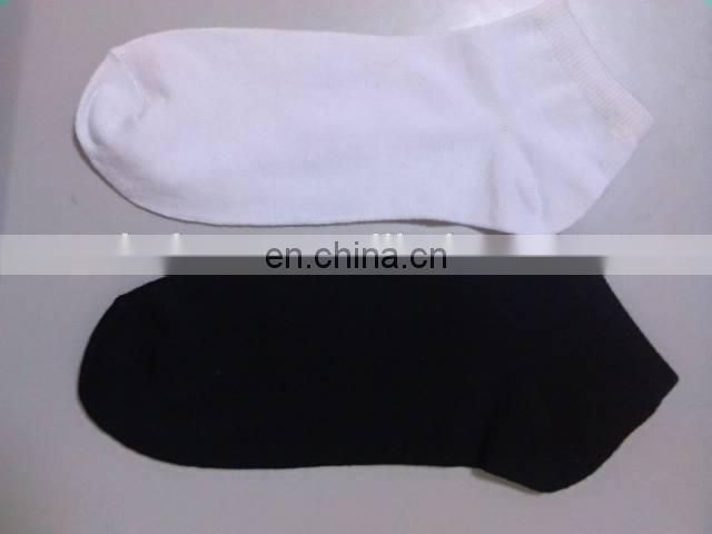 cotton polyester spandex socks