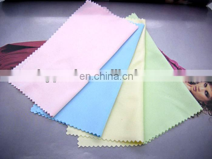 thick microfiber silver cleaning cloth