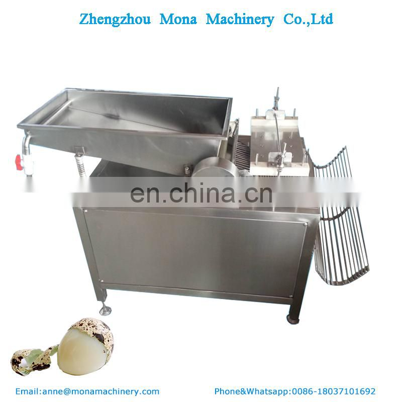high quality quail egg peeler /quail egg peeling machine with low price
