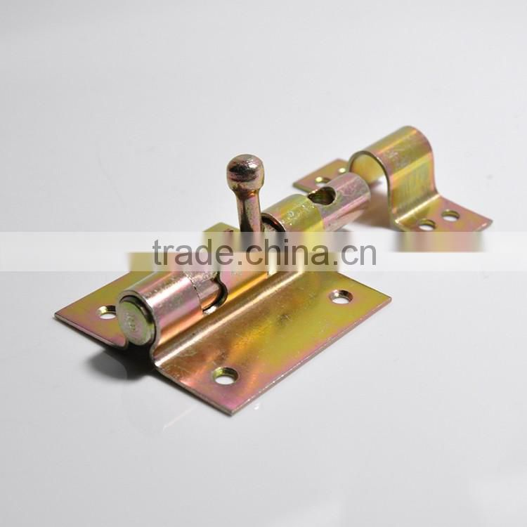 Popular 2016 Hot Sell Iron Material Wooden Door Bolt