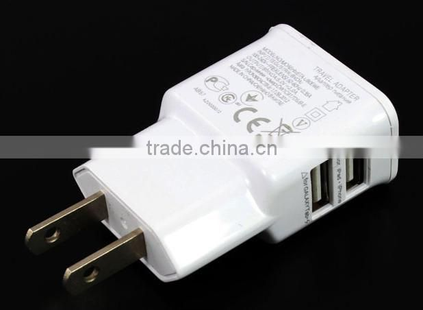 High Quality 5V 1A/2A For Samsung Charger Samsung USB Charger