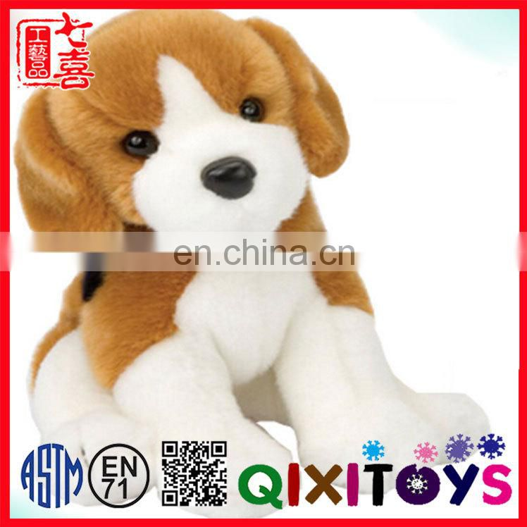 Cute baby plush toys stuffed plush dog toy animal shaped toys plush