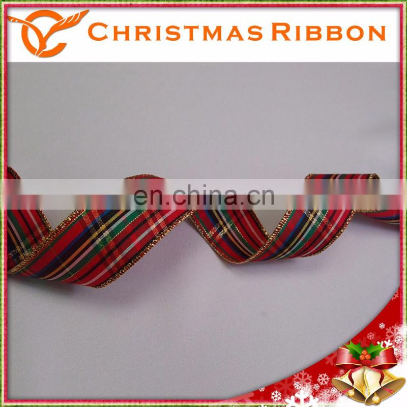 Taiwan Incredibly Versatile Christmas Nastro For Wrapping Gift