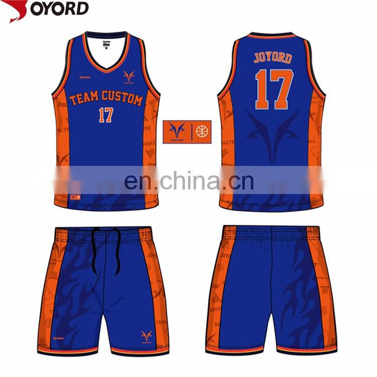 spandex polyester fitness custom best basketball jersey design