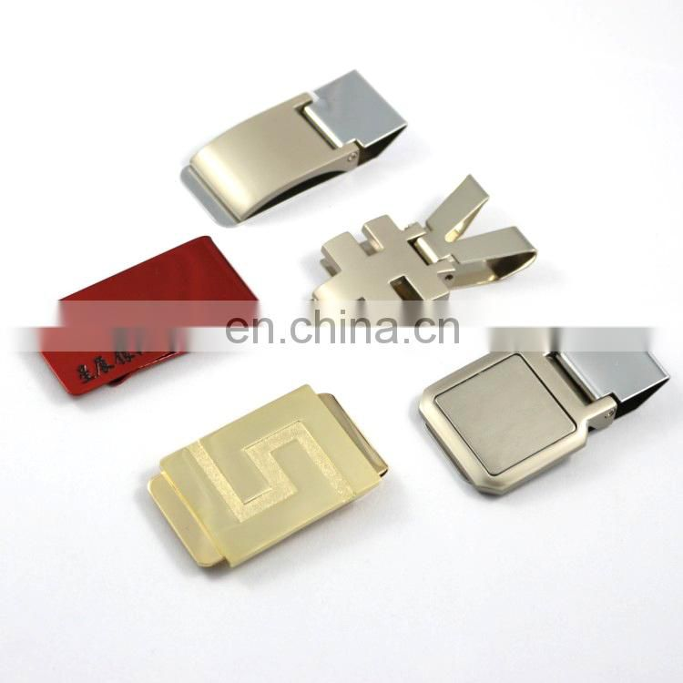 hot sales paper clip/custom money clip/stainless steel money clip