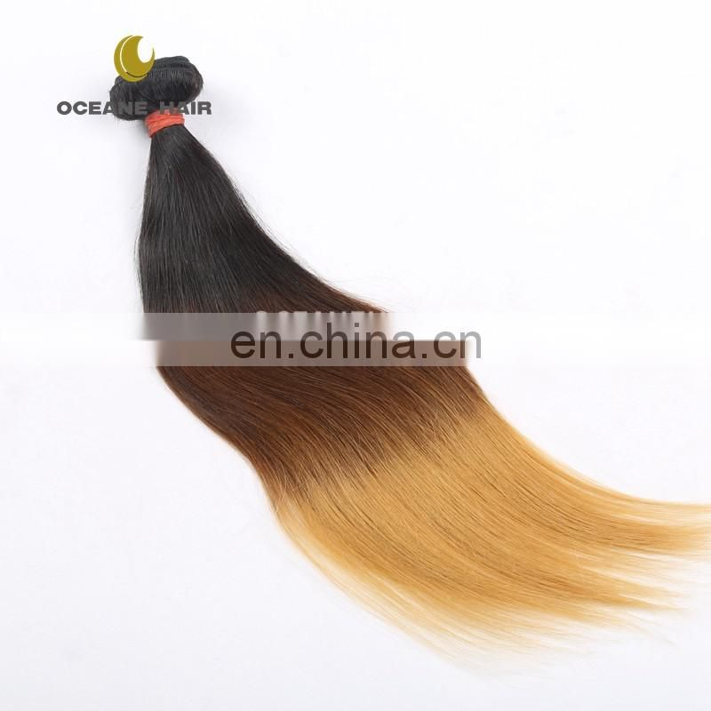 High quality two 3 tone ombre braiding hair