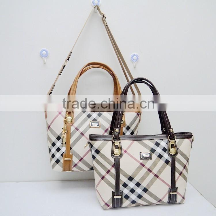 54f0a23d35f2 2016 Alibaba express china Patchwork Women's Handbags one Shoulder ...