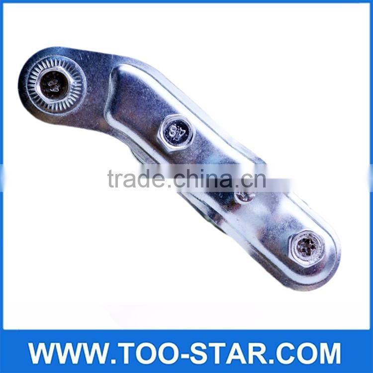 Bike dynamo holder support bracket Light Side Rear Front Cycle vintage headlight
