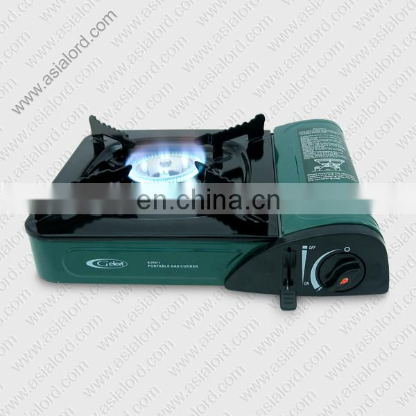 2016 Cooking Appliances Single Burner Camping Gas Cooker Image