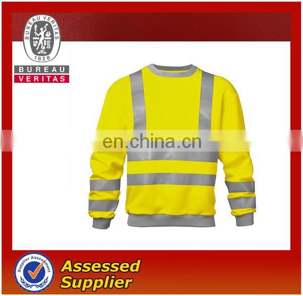 safety sweat shirt