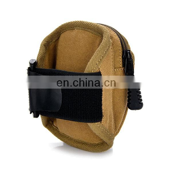 Hot selling canvas small wrist bags
