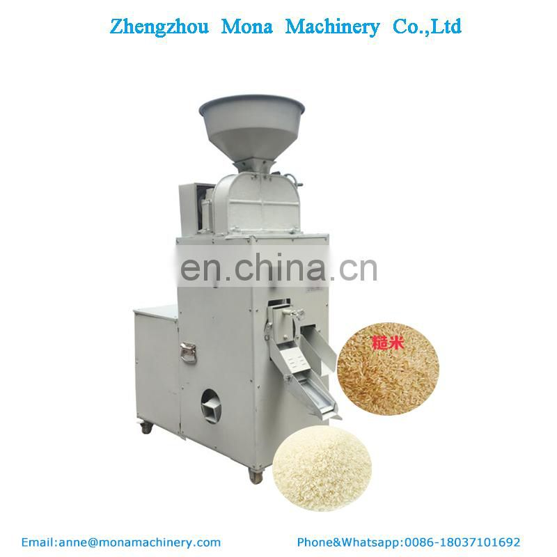 High Efficient Brown Rice Milling Machine/ Rice Husk Milling Machine in Thailand