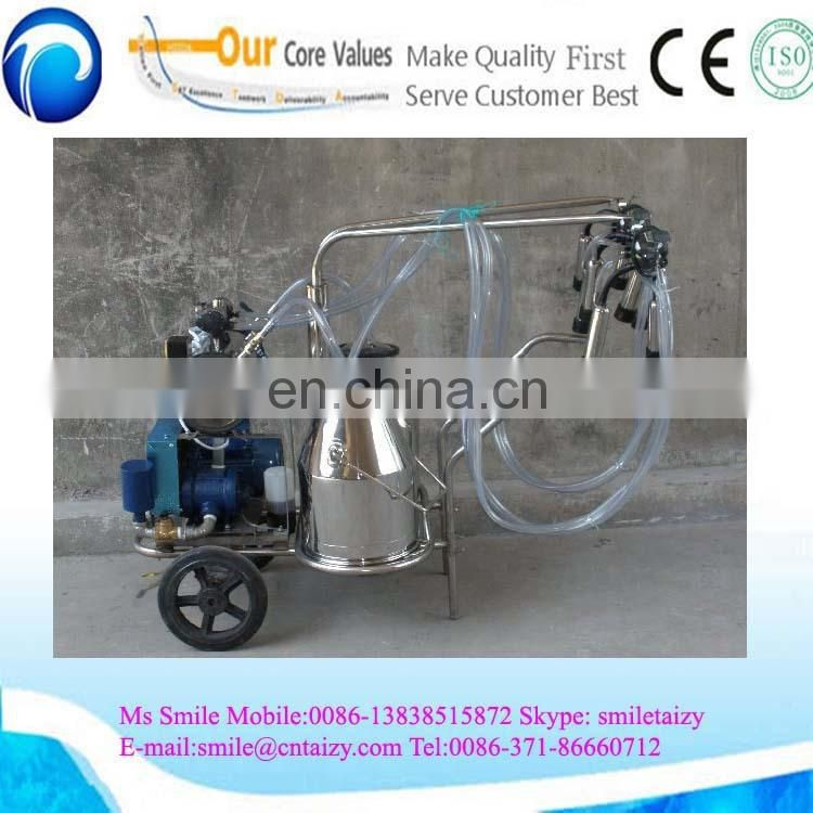 Top Quality Milking Machine For Men Cow/Sheep/Goat Milking Machine