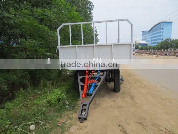 CLW 2 axle Small Trailer 8 ton