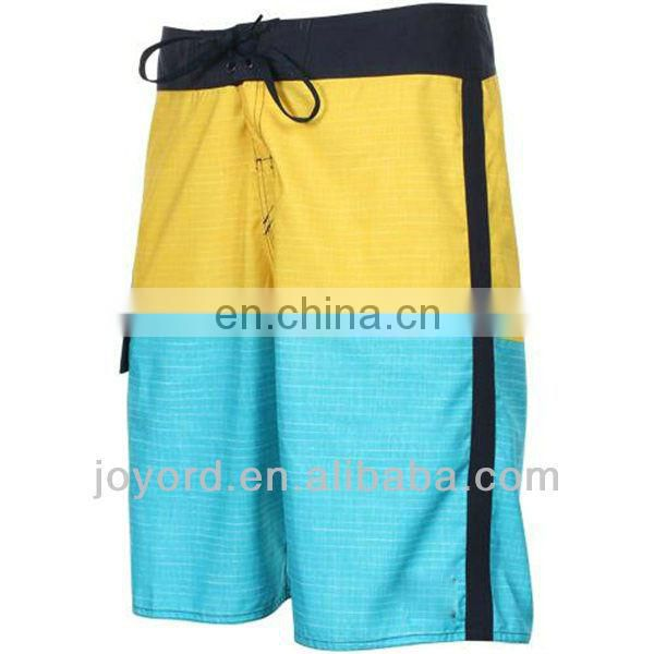 Dri-fit new design comfortable male swimwear