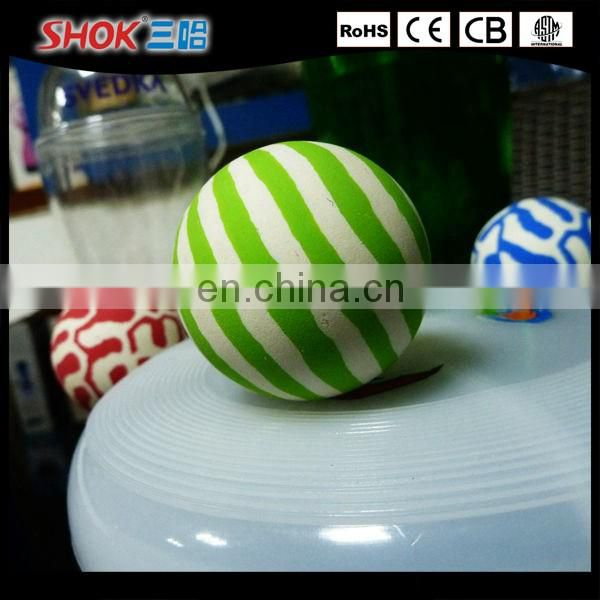 Hot sale rubber band ball bouncy ball