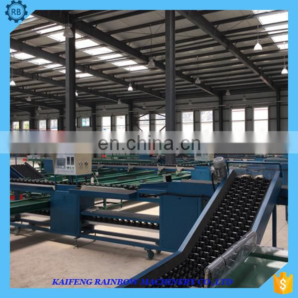 New design high efficiency vegetable grading machine vegetable sorter machine for potato tomato grading