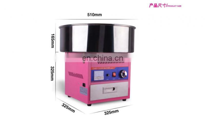 Good Quality Cotton Candy Floss Machine/Candy Floss Machine/Commercial Candy Floss Machine