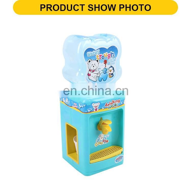 New product plastic toys mini water fountain