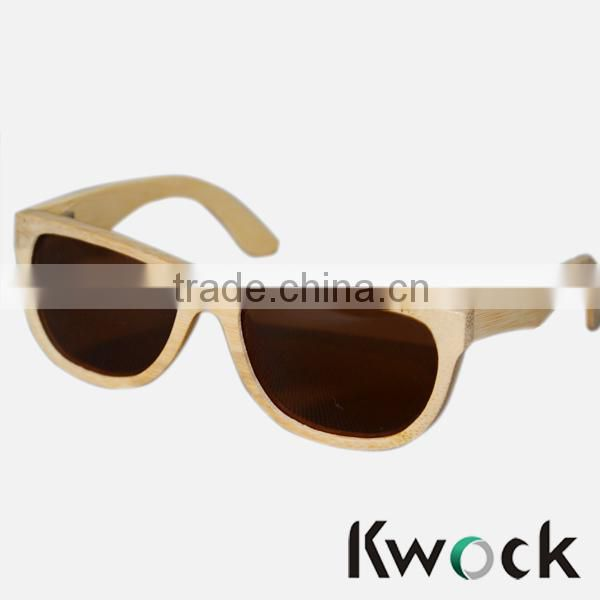Kwock 2014 wooden skateboard handmade Wood Sunglasses china sunglass manufacturers
