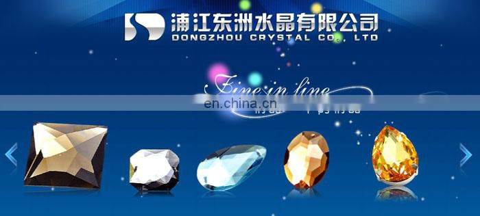 loose crystal glass beads with garment button
