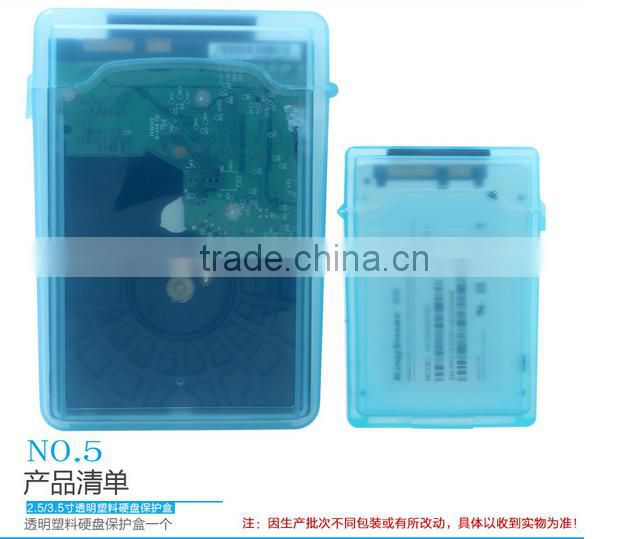 Trade assurance Best Quality Super quality Hot selling 2.5 inch Hard disk drive housing case mould/2.5 inch enclosure/box mold