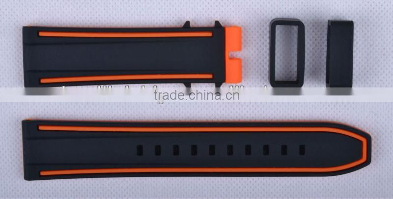2017 fashion new silicone watch band