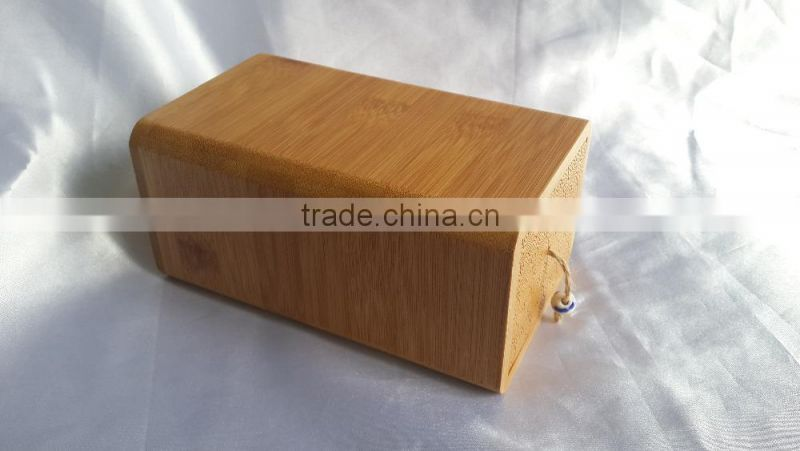 New design eco-friendly Bamboo funeral casket for ashes price