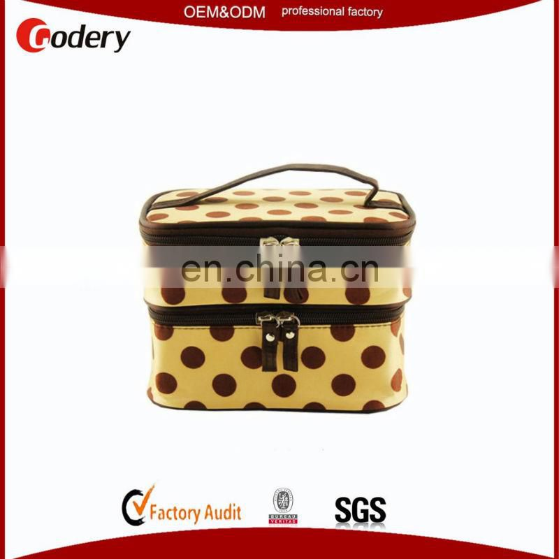 2015 portable make up girls' cosmetic case