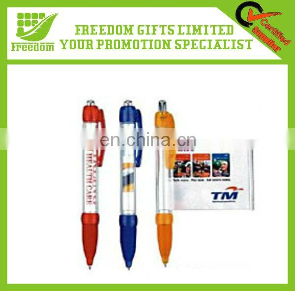 Promotion Gifts Flag Ball Pen